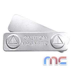Магнит для бейджа металл
